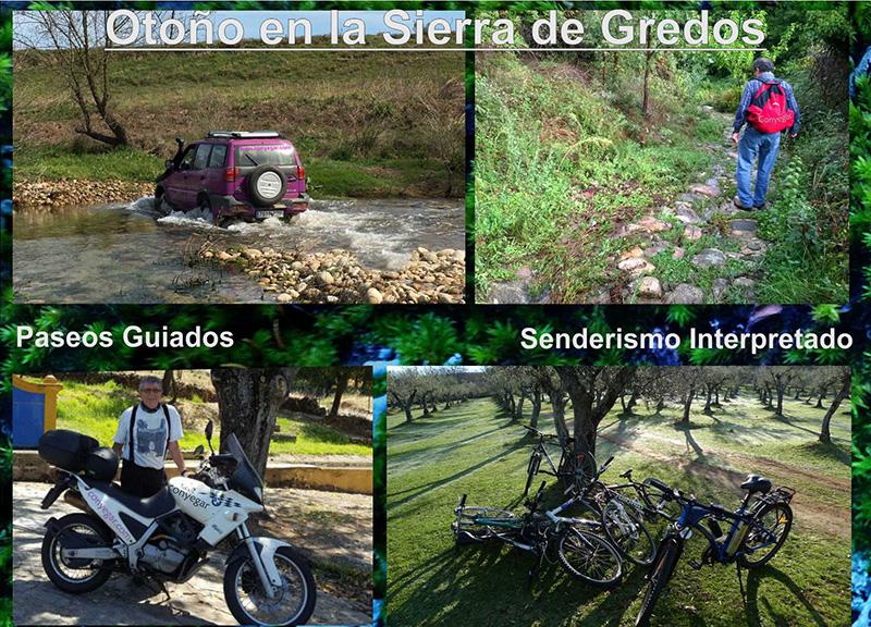 Otoño en Sierra de Gredos