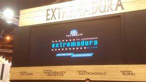 Extremadura en Fitur 2017