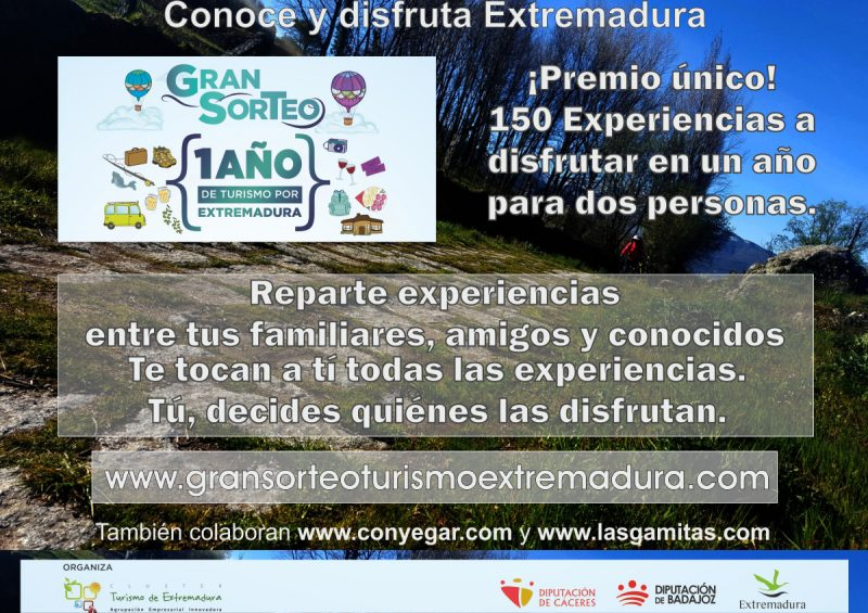 Gran Sorteo Extremadura 2017