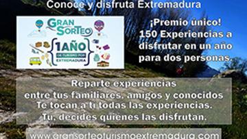 Sorteo por Extremadura 2017